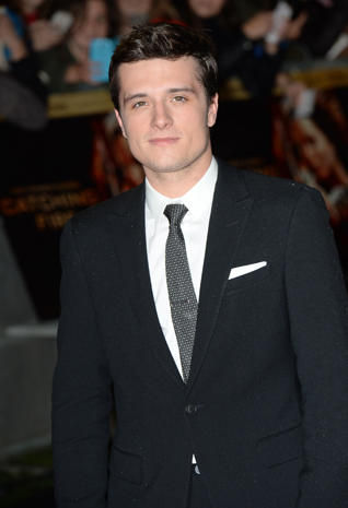 """The Hunger Games: Catching Fire"" premieres in London"