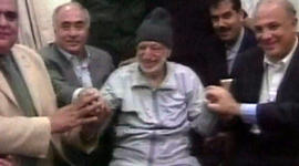 Swiss scientists claim Arafat was poisoned