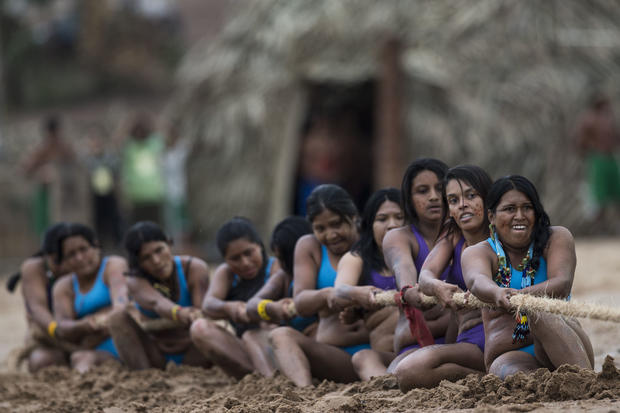 Brazil's Indigenous Games