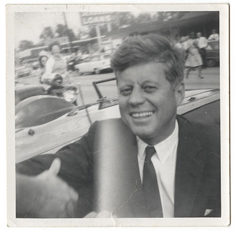 "Exhibit shows ""Bystander's View"" of JFK death"