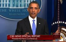 """Obama: Devastation in Philippines """"heartbreaking"""""""