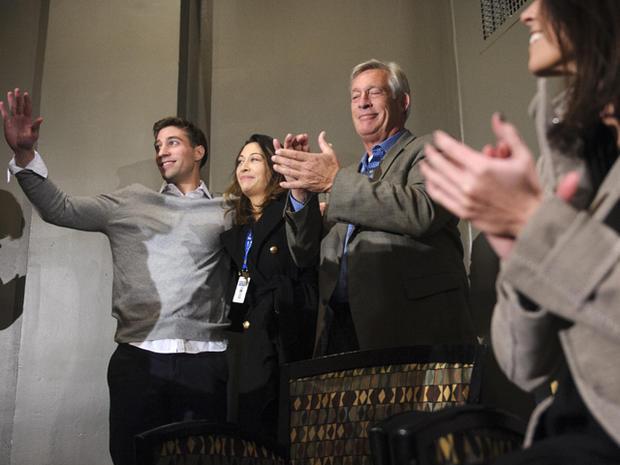 Ryan Ferguson released from prison