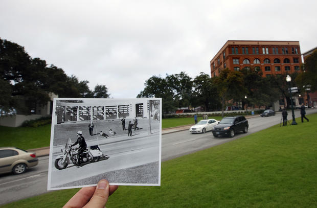 JFK's fateful trip to Texas: Then and now