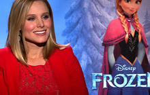 "Disney's ""Frozen"" cast talks heart-warming adventure"