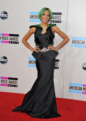 American Music Awards 2013: Red carpet