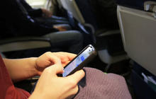 FAA electronic devices ruling music to passengers' ears