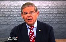 Corker, Menendez debate Obamacare, Iran