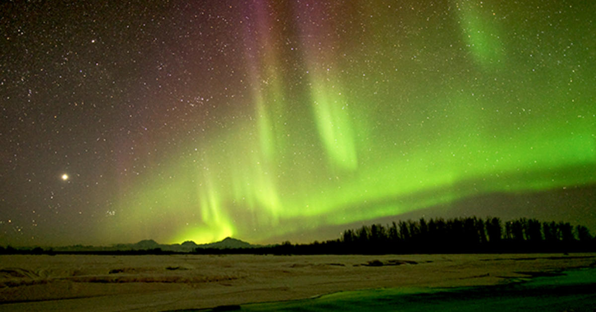 northern lights aurora borealis visible farther south this