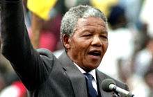 Nelson Mandela, anti-apartheid leader, dead at 95