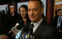 "Tom Hanks, Dick Van Dyke at ""Saving Mr. Banks"" premiere"