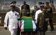 Mandela's body to lie in state for three days