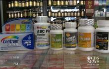 Multivitamins may not be needed