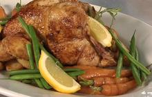 The key to great-looking roast chicken