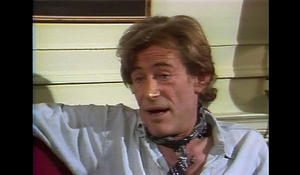 "From 1980: Peter O'Toole talks ""Macbeth"""