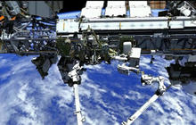 Spacewalk suit that nearly drowned astronaut will be used again