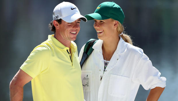 Rory Mcilroy Breaks Off Engagement To Caroline Wozniacki Cbs News