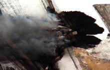 N.D. residents return home after train derailment