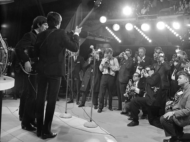 "The Beatles: Backstage at ""The Ed Sullivan Show"""