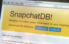 Snapchat hack impacts millions of users