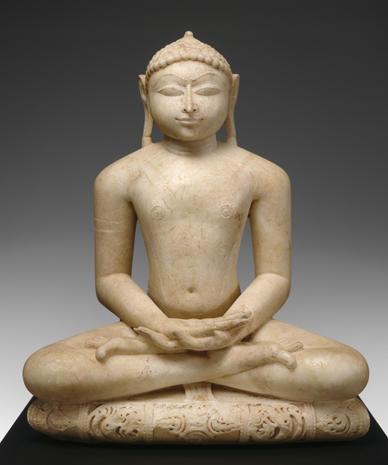 Yoga in art