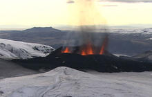 A rare close-up look at the world's most active volcanoes