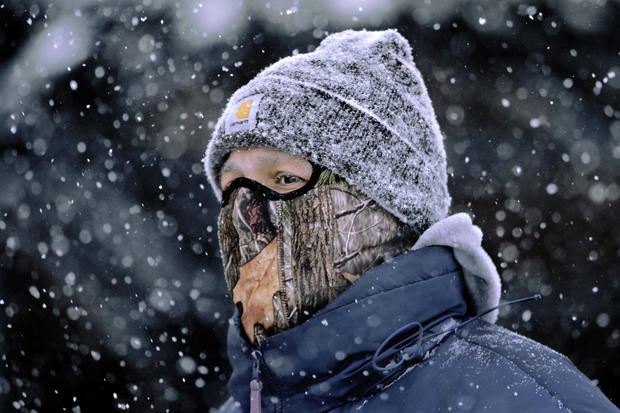 "The ""Polar Vortex"" of 2014"