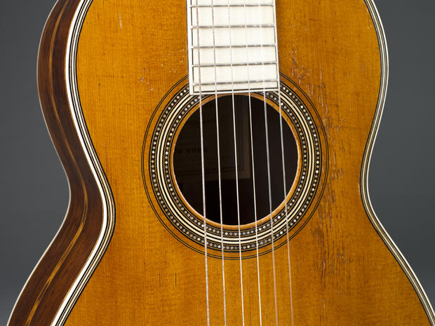 Early American guitars