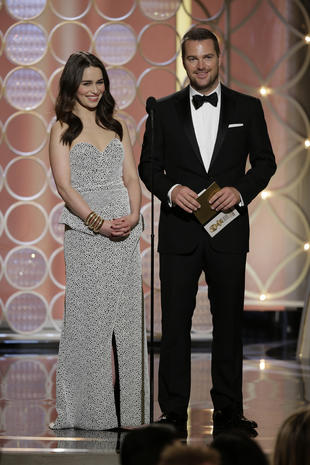 Golden Globes 2014: Show highlights