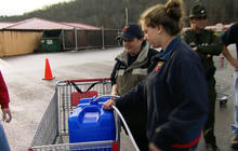 300,000 West Virginia residents remain without clean water