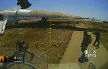 Asiana crash video obtained by CBS News