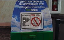 Colo. airport allows fliers to ditch weed