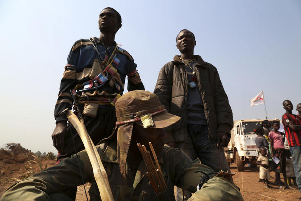 Central African Republic's militiamen