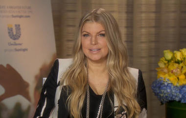 "Fergie ""blessed"" to have won 8 Grammy awards"