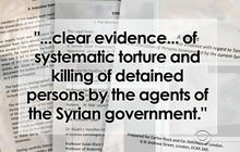 Photos appear to show torture, mass killings by Syrian government