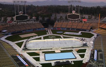 NHL ice guru feels the heat as outdoor hockey comes to L.A.