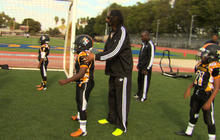 """Coach Snoop"": Snoop Dogg on how youth football changed his life"