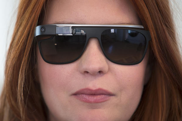 Google Glass gets new designer look