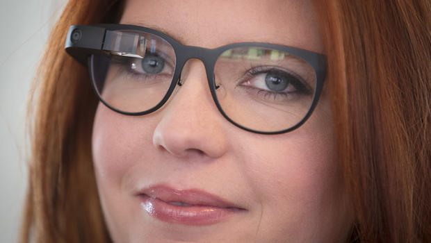 google hopes designer frames will sharpen glass cbs news