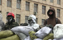 Ukrainian PM's resignation unlikely to appease protesters