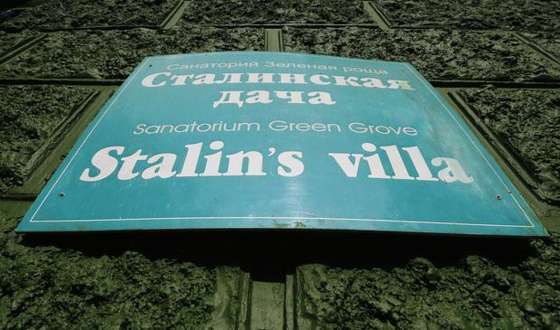 Stalin's Sochi getaway