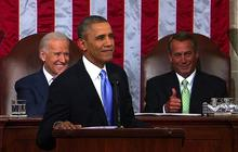 "Obama: ""Son of a barkeep"" Boehner shows American dream"