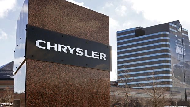 chrysler sales up 8 percent in january cbs news. Black Bedroom Furniture Sets. Home Design Ideas