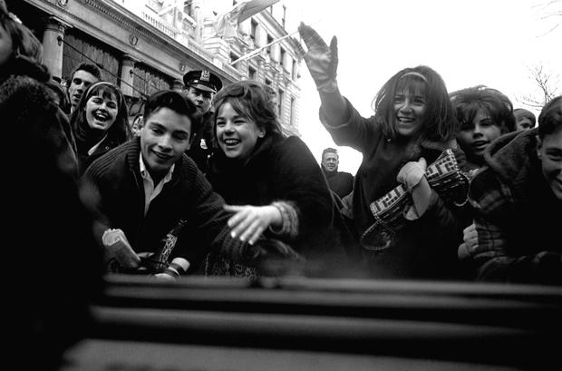 Capturing the birth of Beatlemania