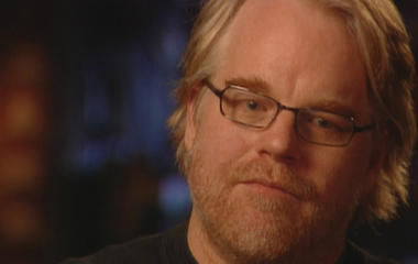 How rehab once saved Philip Seymour Hoffman