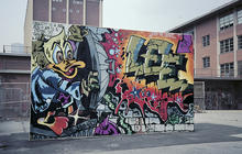 City as Canvas: Graffiti Art