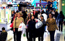 Are shopping malls vanishing?