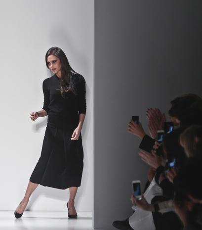 Stars at New York Fashion Week