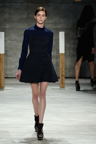 New York Fashion Week Fall 2014