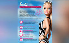 Sports Illustrated to feature Barbie