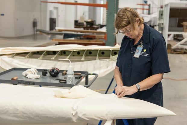 Preserving U.S. aviation history